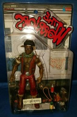 "The WARRIORS ""COCHISE"" 10"" Action Figure MEZCO 2005 RARE NEW"