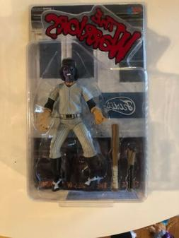 "The WARRIORS  ""FURIES"" purple face action figure MEZCO 2005"