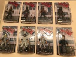 MEZCO THE WARRIORS LUTHER & BASEBALL FURIES Set Of 8 Great C
