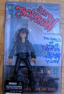 The Warriors Movie Action Figure MEZCO Rogues Luther signed