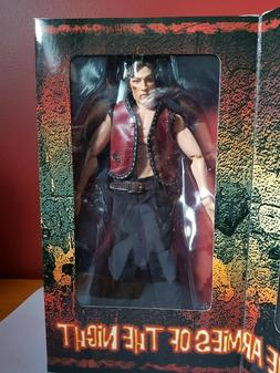 Mezco The Warriors Swan 9 inch Action Figure Authentic Movie