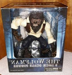 "Mezco ** THE WOLFMAN **  9"" Action Figure ** VERY  RARE!! **"