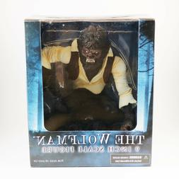 the wolfman movie 9 inches scale action