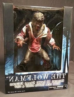 """The Wolfman Mezco Toyz 12"""" scale Figure Del Toro Brand New *"""