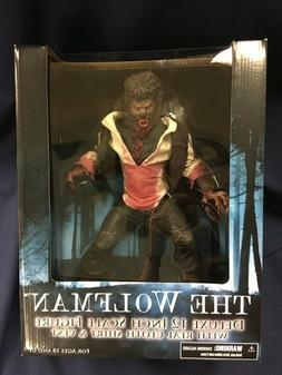 The Wolfman Universal Monsters Werewolf Benicio del Toro Mez