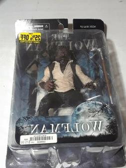 The WOLFMAN With Cane Mezco MEZCO 7""