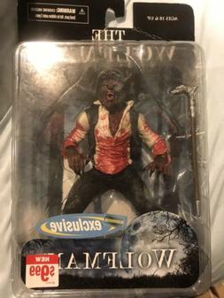 Mezco The Wolfman with Cane Blockbuster Exclusive Chase Vari