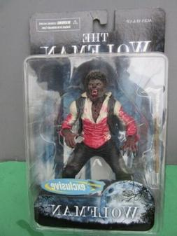 The WOLFMAN With Cane -Mezco BLOCKBUSTERS EXCLUSIVE Bloody V