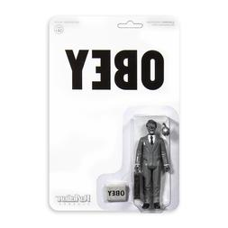 they live black and white male ghoul reaction action figure