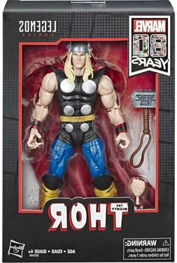 thor action figure 80th anniversary 6 inch