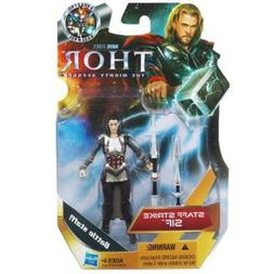 Thor: The Mighty Avenger Action Figure #16 Staff Strike Sif