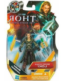 Thor: The Mighty Avenger Action Figure #04 Secret Strike Lok