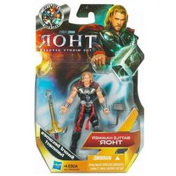 Thor: The Mighty Avenger Action Figure #01 Battle Hammer Tho