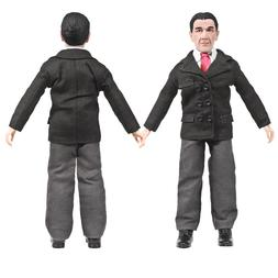 Three Stooges 8 Inch Action Figure: Brideless Groom Shemp