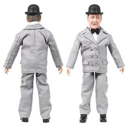 Three Stooges 8 Inch Action Figure: Dizzy Doctors Curly