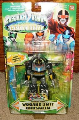"Time Shadow Megazord 6"" Power Rangers Action Figure"