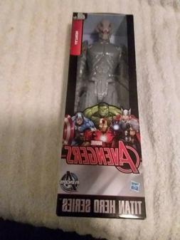 "Titan Hero Series Marvel Avengers 12"" Inch Action Figure - U"