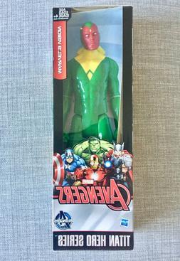 """Titan Hero Series Marvel Avengers 12"""" Inch Action Figure - V"""