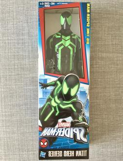 "Marvel Titan Hero Series: BIG TIME SPIDER-MAN 12"" Inch Actio"