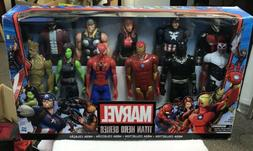 MARVEL TITAN HERO SERIES/Mega Collection/Brand New/Sealed/11