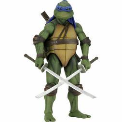 NECA TMNT Teenage Mutant Ninja Turtles 1990 LEO Leonardo 1/4