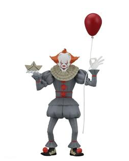 "Toony Terrors - IT – 6"" Scale Action Figure - Stylized P"