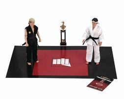 "NECA Tournament 2 PackThe Karate Kid 1984 8"" Action Figure"