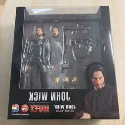 MEDICOM TOY MAFEX No.70 John Wick Action Figure Brand NEW In