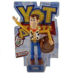Toy Story 4 Woody Basic 7-Inch Action Figure Disney Pixar