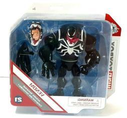 Marvel Toybox Spiderman Venom Action Figure #21 Disney Store
