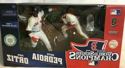 McFarlane Toys Boston Red Sox Championship Ortiz and Pedroia