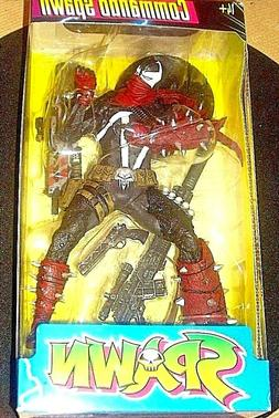 McFarlane Toys Commando Spawn Collectible Action Figure NEW!