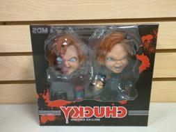 """Mezco Toys Deluxe Edition Chucky 6"""" Action Figure"""