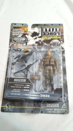 Blue Box Toys Elite Force Action Figure