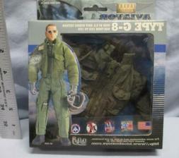 Blue Box Toys  Elite Force Aviator TYPE G-8 FLIGHT JACKET