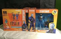 "McFarlane Toys  FORTNITE  EPIC games   CARBIDE   7"" Action f"