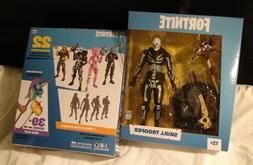 "McFarlane Toys  FORTNITE EPIC games  SKULL TROOPER  7"" Actio"
