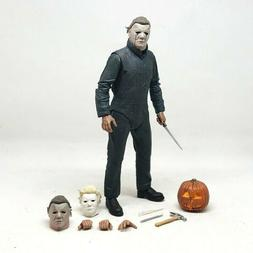 "NECA TOYS Halloween 2 Michael Myers Ultimate 7"" Horror Actio"
