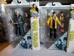 Diamond Select Toys Jay and Silent Bob  Action Figure Set NE