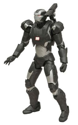 Diamond Select Toys Marvel Select Iron Man 3 Movie: War Mach