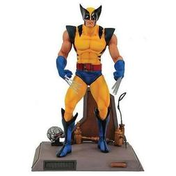 Diamond Select Toys Marvel Select: Wolverine Collector Editi