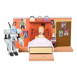 McFarlane Toys Rick and Morty You Shall Now Call Me Snowball