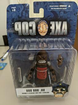Mezco Toyz Axe Cop Dr Doo Doo Action Figure