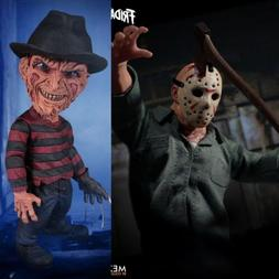 Mezco Toyz Freddy Vs Jason Bundle One 12 Collective MDS Horr