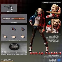 "Mezco Toyz Harley Quinn ONE:12 COLLECTIVE Suicide Squad 6"" I"