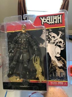Mezco Toyz Hellboy Comic Book Action Figure - Johann- UNOPEN