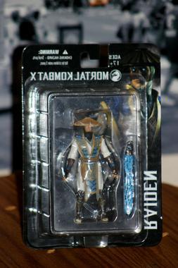 Mezco Toyz, Mortal Kombat X, Raiden, 3.75 inch Figure, New