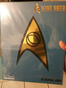 Mezco Toyz One:12 Collective Star Trek Mr. Spock Action Figu
