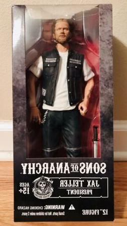 Mezco Toyz Sons of Anarchy Jax Teller 12 Inch Figure.