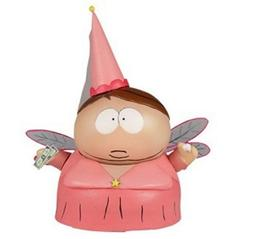 Mezco Toyz South Park Series 2 Action Figure Tooth Fairy Car